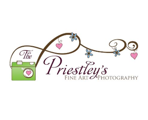 The Priestley's logo