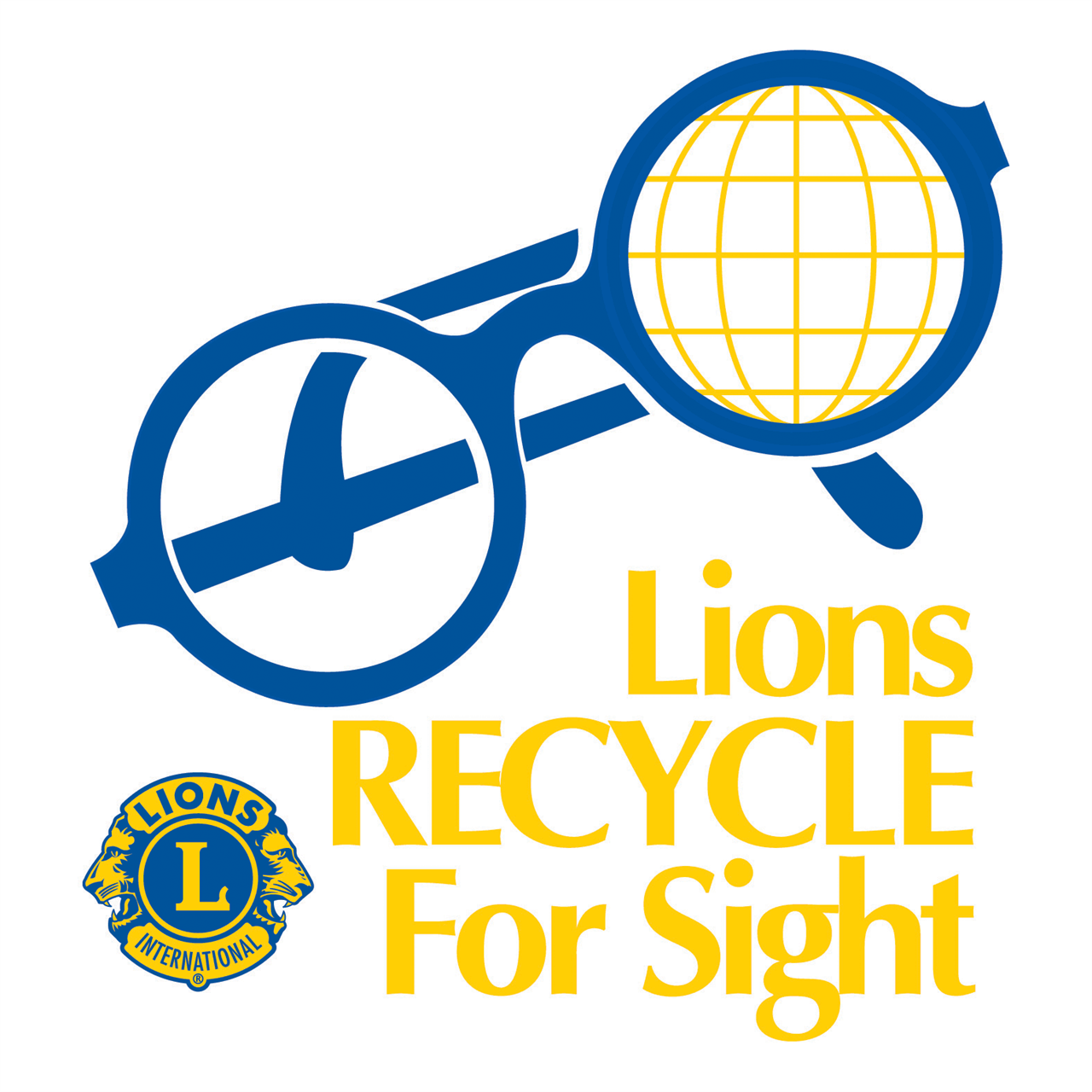 recycle eyeglasses